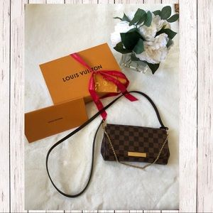 Authentic LV crossbody ✨